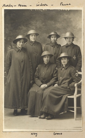 Nurses at Queen Alexandra Hospital (TEMP MSS 1000)