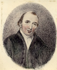 Portrait of Bernard Barton of Woodbridge (1784-1849) (Lib. Ref. 89/A237)