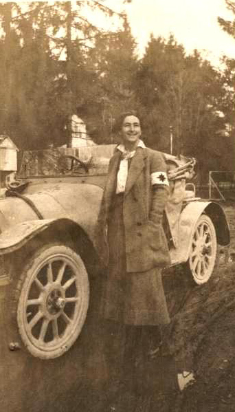 World War I and its aftermath: cataloguing the papers of Hilda ...