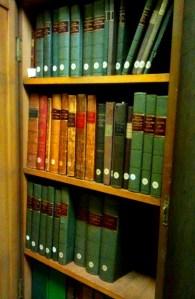 Inside the Braithwaite Cabinet