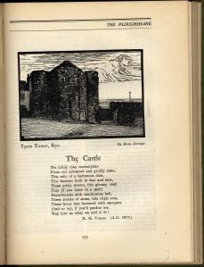 The Castle, a poem by E. H. Visiak, 1917