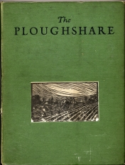 Bound volume of The Ploughshare