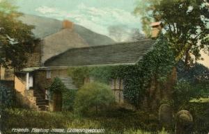 Crawshawbooth Meeting House