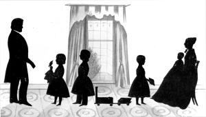 The Sturge Family, ca. 1820.