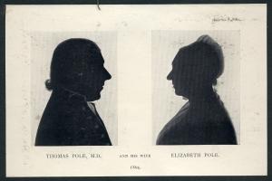 Thomas and Elizabeth Pole