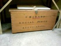 Strongroom 1 box