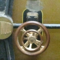 Strongroom door mechanism
