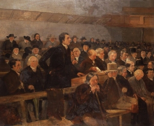 Lucas Yearly Meeting 1840
