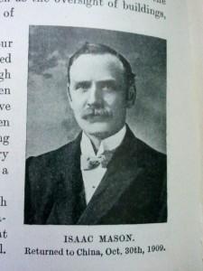 Isaac Mason