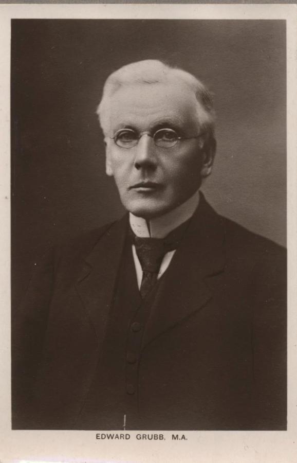 Edward Grubb