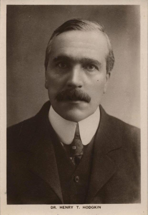 Henry T Hodgkin