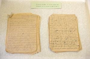 Rowland Philcox letters