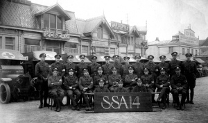 SSA14 at Dunkirk