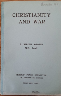 Brown, Christianity and war