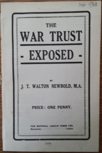 War trust exposed