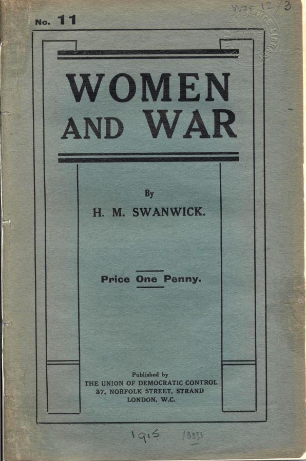 Swanwick, Women and war