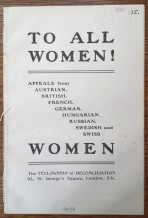 To all women!