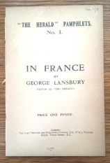 Lansbury, In France