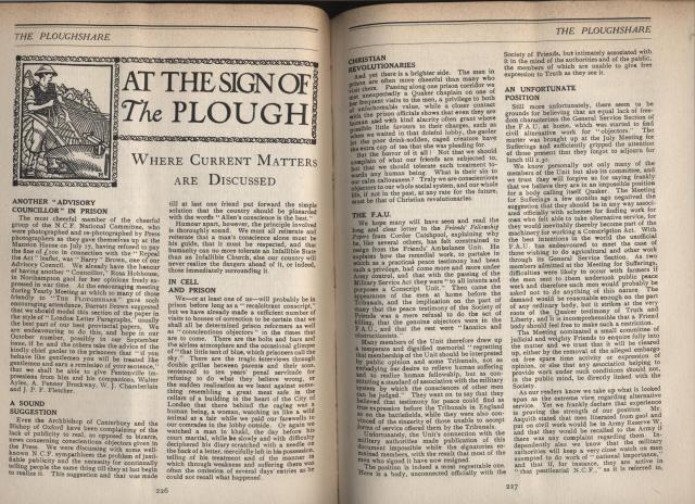 Ploughshare 1916 p226-227