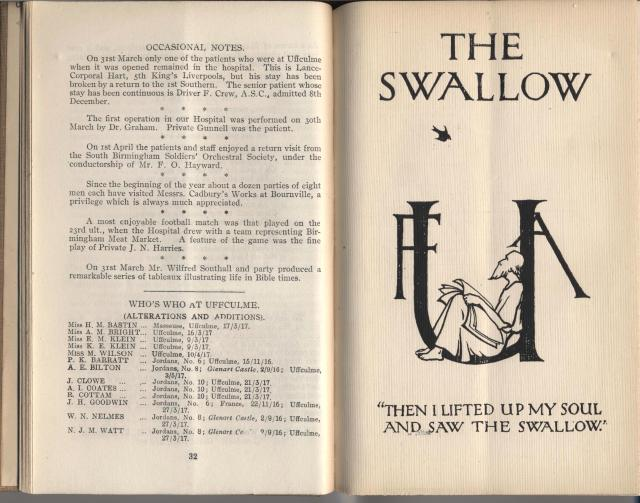 The Swallow 1(3) May 1917