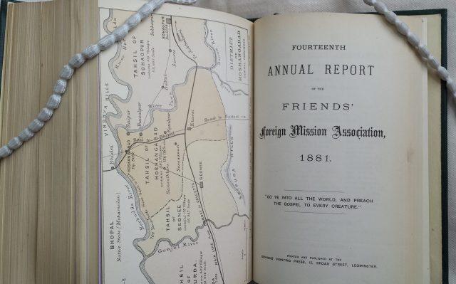 FFMA annual report 1881