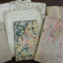 Diaries of Betty Bishop, 1779-1801 (Library reference MS Vol S 83)