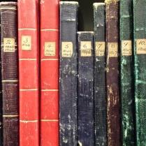 Journals of Martha Gillett Braithwaite, 1837-1895 (Library reference: MS Vol S 301-332)