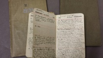 Sylvia Cowles diaries 1915-1922