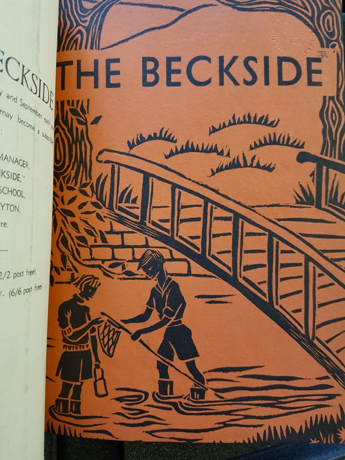 Ayton School, The Beckside