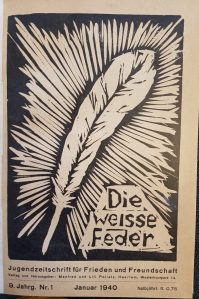 Die Weisse Feder (January 1940)