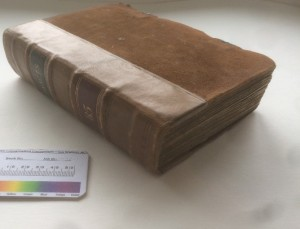 Tract Vol 85 reverse calf binding