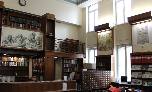 Reading room posters
