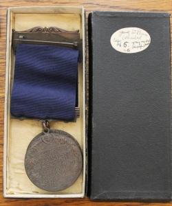 Penn commemoration medal 1911