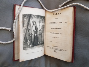 Amelia Opie, Tales of the Pemberton family. 2nd ed (1826)