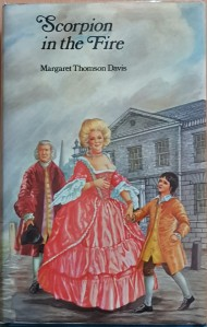 Margaret Thomson Davis, Scorpion in the fire (1977)