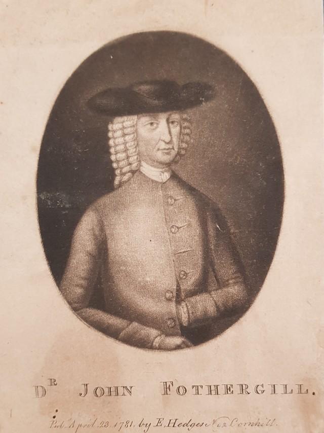 Dr John Fothergill